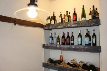 ワインもたくさん☆