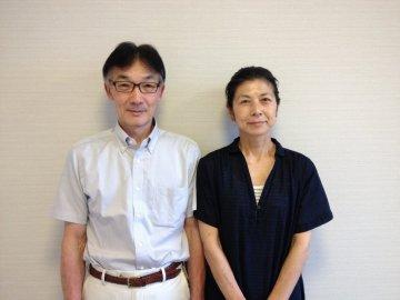 ドーミー九大学研都市・マネージャー夫妻