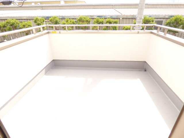 加古川市平岡町新在家の新築一戸建て♪広々バルコニーのご紹介♪