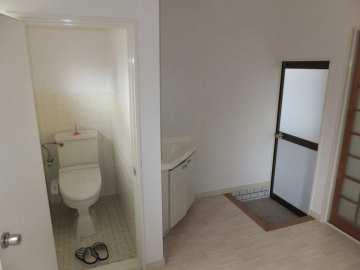 洗面、トイレ