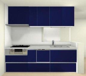 同仕様ご参考写真(カラーは異なります♪ご内覧時のお楽しみ♪)です♪システムキッチン新調(食器洗い乾燥機付♪
