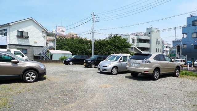 田中第2駐車場写真