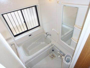 自動お湯張 ガス風呂