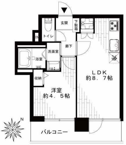 中古マンション 新宿区 リノベーション インテリアコーディネーター ホームステージャー1級 モデルルーム ホームステージング