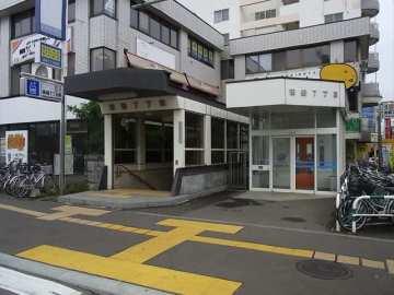 南郷7丁目駅