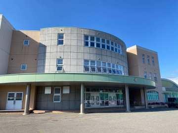栗山中学校