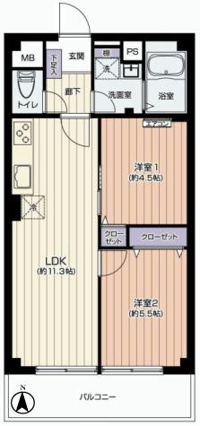 ライオンズマンション西荻第2 新宿区 マンション リノベーション