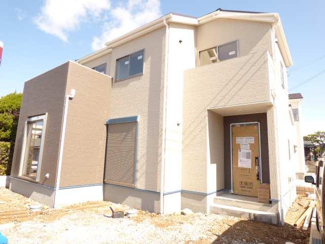 播磨町二子の新築一戸建て♪1号棟の外観のご紹介♪