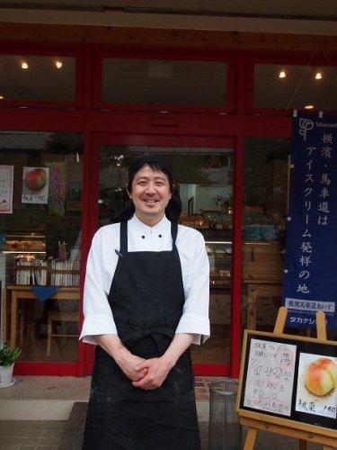 桜井シェフ