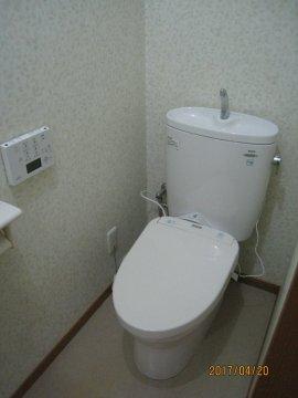 1階ウオシュレット付トイレ