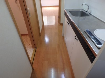 グリーンヒルズ笹口Ⅰ203 キッチン