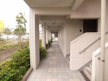 九大 賃貸 マンション パークサイドアコワ 共用部