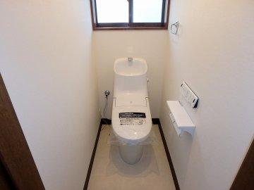 新品トイレ♪