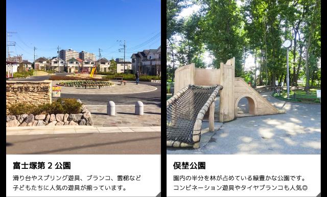 富士塚第2公園/俣埜公園