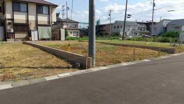 鶴ヶ島市上広谷 前面道路