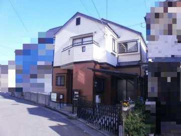 神戸市垂水区西舞子 中古一戸建て外観