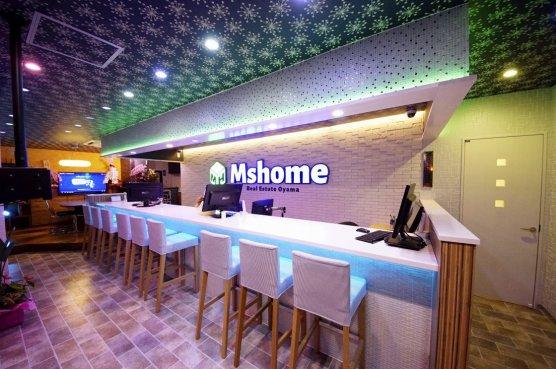 Mshomeの会社概要