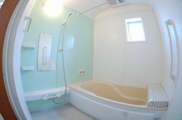 小谷場 浴室