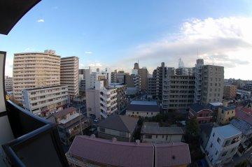 サニークレスト武蔵浦和 眺望