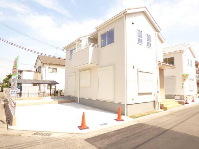 加古川市別府町新野辺の新築一戸建て♪外観のご紹介♪