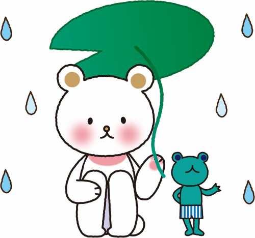 川口市 梅雨