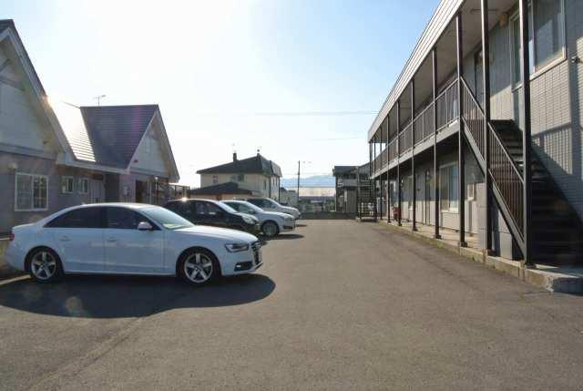 富士第一マンション(駐車場)