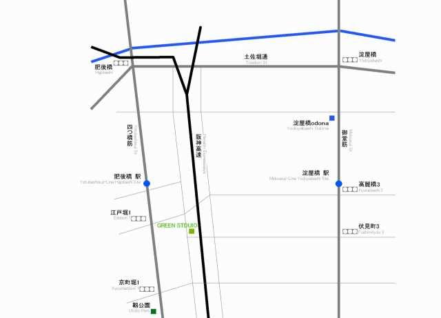 大阪市西区江戸堀1-7-13 倉庵Bldg. 2F-201