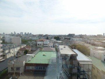 アルファータワー西川口 眺望