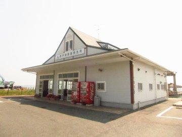 西戸崎フェリーターミナルです
