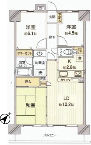 ライオンズマンション墨田リバーサイド 新宿区 中古マンション リノベーション
